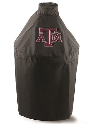 Holland Bar Stool Officially Licensed Kamado Style Grill Cover; Texas A and M