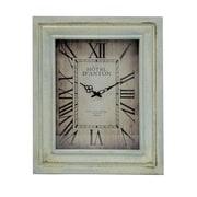 Jeco Inc. Rectangular Wall Clock