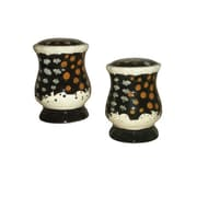ABCHomeCollection 2 Piece Coffee Bean Salt and Pepper Shaker Set
