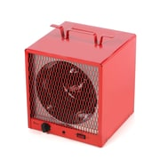 Industrial Heater 19,110 BTU Portable Electric Fan Utility Heater w/ Adjustable Thermostat