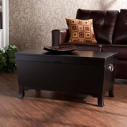 Wildon Home   Collins Coffee Table Trunk