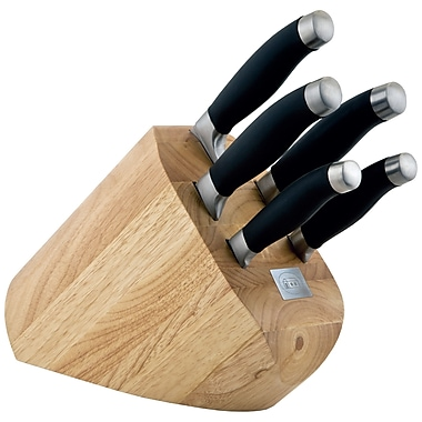 Koch Systeme by Carl Schmidt Sohn Shikoku 6 Piece Knife Block Set