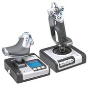 Logitech 945-000025 G Saitek X52 Flight Control System