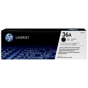 HP 36A (CB436A) Black Original LaserJet Toner Cartridge