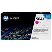 HP504A (CE253A) Cartouche de toner HPLaserJet magenta d'origine