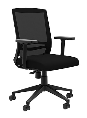 Compel Office Furniture Derby Mesh Desk Chair; Nautical