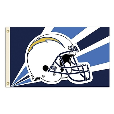 Annin Flagmakers NFL Team Flag; San Diego Chargers WYF078279022316