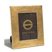 Gold Eagle USA Picture Frame; 5'' x 7''