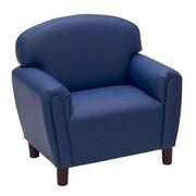 Children's Furniture Co Komfort Preschool Kids Chair; Deep Blue
