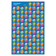 Trend Enterprises® Stickers, SuperSpots Owl-Stars