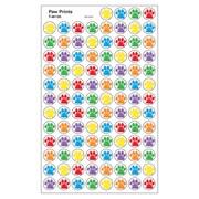 TREND enterprises, Inc., superSpots®, Paw Prints, stickers, Multicolor, 800/pkg (T-46195)