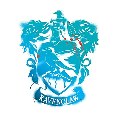 Advanced Graphics Harry Potter 7 Revenclaw Crest Wall Decal