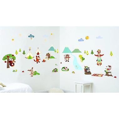 Fun To See Rumble Ranch Nursery and Bedroom Wall Decal