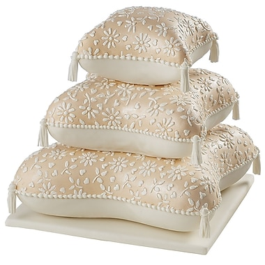 Wilton 3 Piece Pillow Performance Pan Set