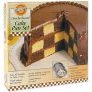 Wilton Round Checkerboard Cake Stand