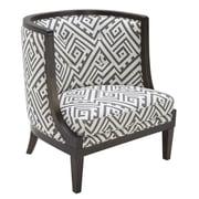 Sunpan Modern 5West Walters Arm Chair; Grey