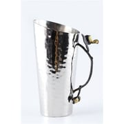 ClassicTouch Tervy Pomegranate Pitcher