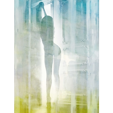 Marmont Hill 'Open Door' Painting Print on Wrapped Canvas; 36'' H x 24'' W x 1.5'' D