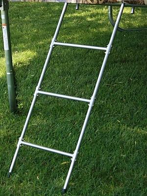 Skywalker Trampoline Ladder!; 3 Rungs