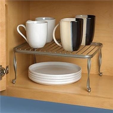 Spectrum Diversified Taylor Cabinet Helper Shelf; Satin Nickel