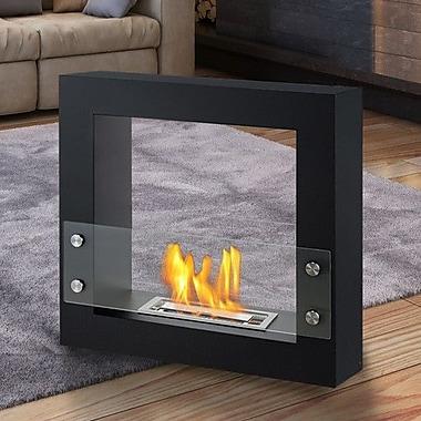Ignis Lisbon Freestanding Ventless Ethanol Fireplace