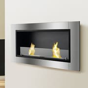 Ignis Lata Wall Mount Ethanol Fireplace