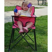 Ciao! Baby Portable Kids Chair; Pink