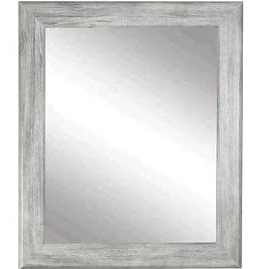 BrandtWorksLLC Barnwood Wall Mirror; 33'' H x 23'' W x 0.75'' D