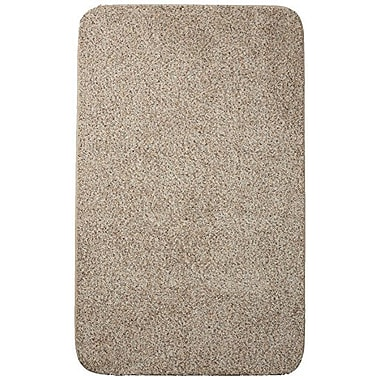 Loon Peak Moriann Light Maple Area Rug; 5' x 8'