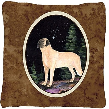 Caroline's Treasures Starry Night Anatolian Shepherd Indoor/Outdoor Throw Pillow