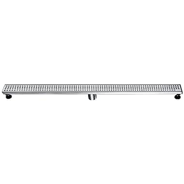 Dawn USA Brisbane River 47'' Grid Shower Drain
