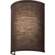 Lithonia Lighting Aberdale LED Wall Sconce; Brown