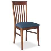 Tory Furniture Divine Daniel Side Chair; Me Navy