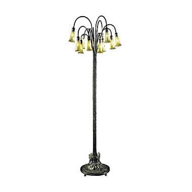 Dale Tiffany Lily 63'' Tree Floor Lamp
