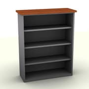 SNAP!office 47'' Standard Bookcase; Cherry