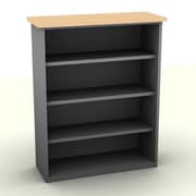 SNAP!office 47'' Standard Bookcase; Maple