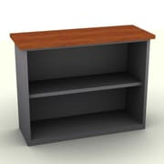 SNAP!office 29'' Standard Bookcase; Cherry