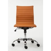 Winport Industries Mid-Back Desk Chair; Camel