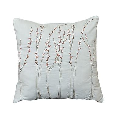 Shell Rummel Cotton Throw Pillow