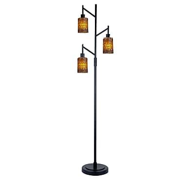 Dale Tiffany Calico 71'' Tree Floor Lamp