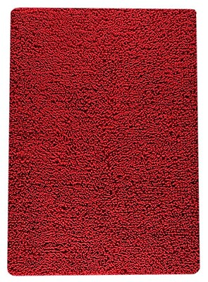 M.A. Trading Square Hand-Woven Red Area Rug; Runner 2'8'' x 7'1