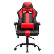 Porthos Home Lorenzo Gaming Chair; Red