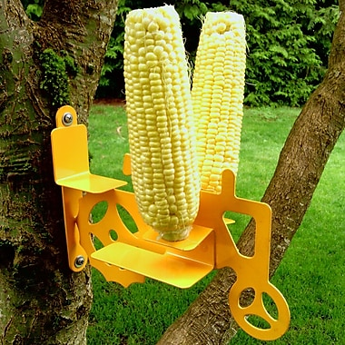Zenport Tractor Cob Squirrel Feeder