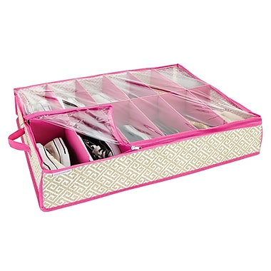 Closet Candie Under-the-Bed Shoe Box