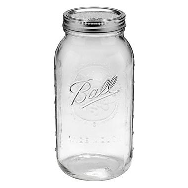 Hydrofarm Ball 2 qt. Canning jar (Set of 6)