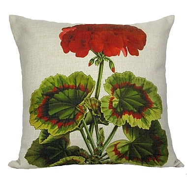 Golden Hill Studio Geranium Pillow Cover