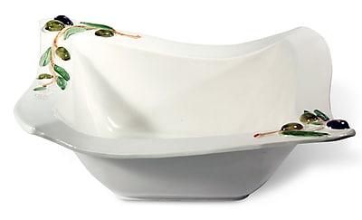 Intrada Napoli Olive Medium Bowl