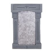 Accent Lecterns Dan James Original Accent DaVinci Chameleon Podium; Gray Granite Shell/Silver Mist