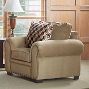 Flair Achilles Chair; Tan