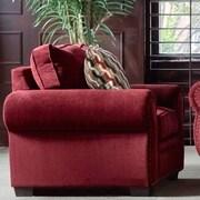 Flair Achilles Chair; Wine